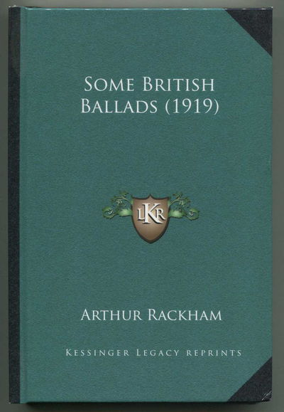 Some British Ballads (1919), Rackham, Arthur