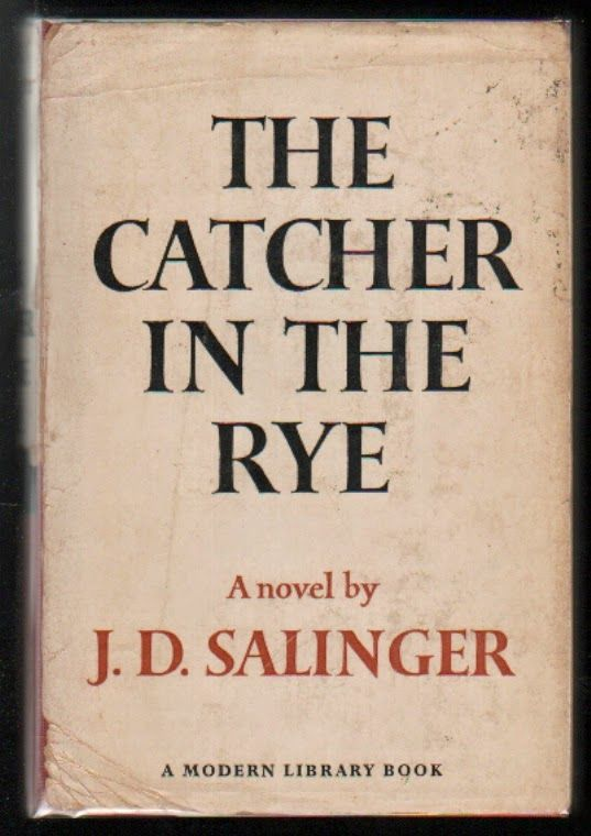 an analysis of a novel the catcher in the rye by j d salinger Actor and producer edward norton shares his memories of reading the catcher of rye as an adolescent, and his analysis of the character holden caulfield and the way author jd salinger uses .