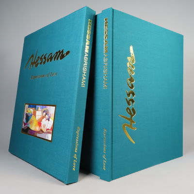 Image for The Art of Hessam Abrishami (SIGNED) Expressions of Love [Deluxe Book]