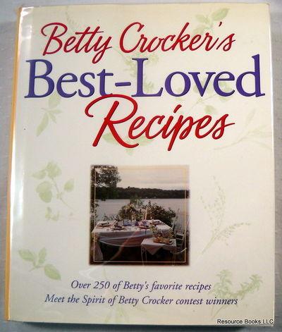 Betty Crocker's Best-Loved Recipes, Crocker, Betty