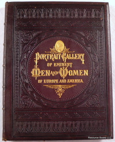 Portrait Gallery of Eminent Men and Women [Salesman's Dummy, Specimen, Sample Copy], Duyckinck, Evert A.
