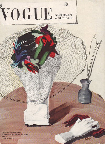 Image for Vogue Magazine, May 1, 1936