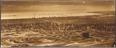 Image for Panoramic Photograph of Long Beach, California