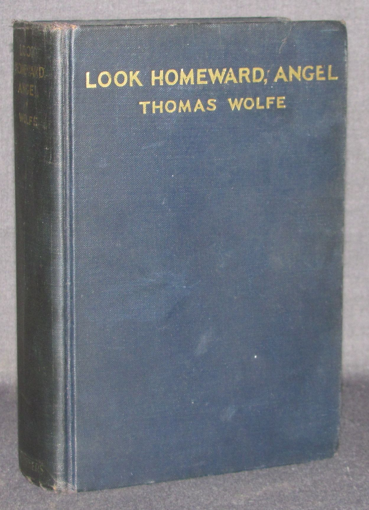 Look Homeward Angel The Story Of The Buried Life By