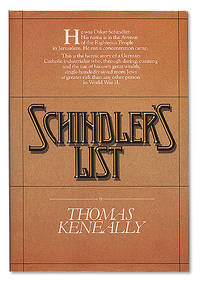 Schindler's List by KENEALLY, Thomas - 1982. - from Orpheus Books and Biblio.com