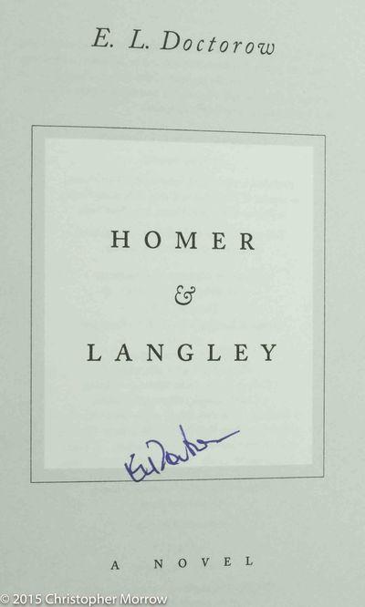Image for Homer & Langley
