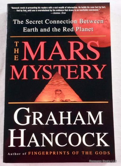 Mars Mystery: The Secret Connection Between Earth and the Red Planet, Hancock, Graham