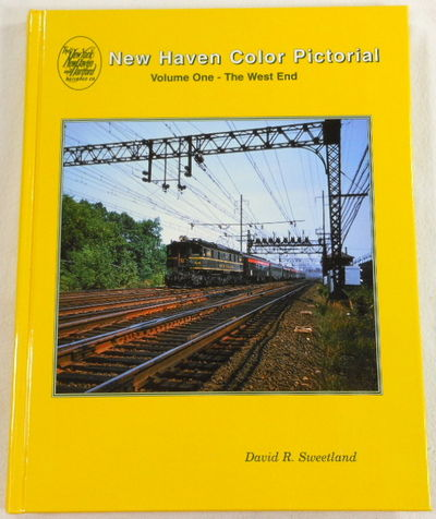New Haven Color Pictorial, Vol. 1: The West End, David R. Sweetland