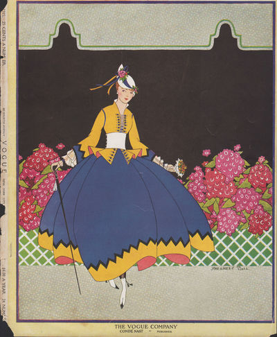 Image for Vogue Magazine, July 15, 1915 - Cover Only