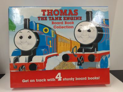 Image for Thomas the Tank Engine Board Book Collection