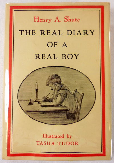 Image for The Real Diary of a Real Boy