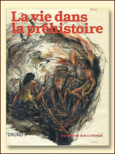 La vie dans la prehistoire