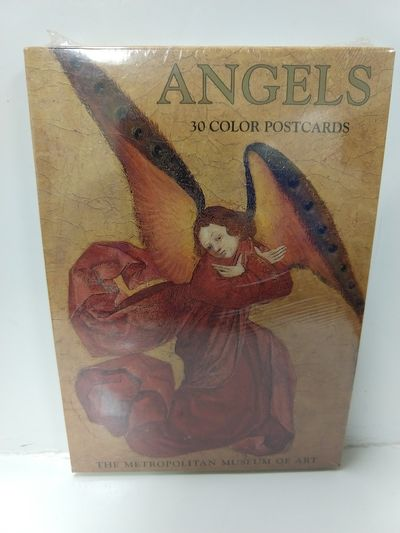 Image for Angels: 30 Color Postcards