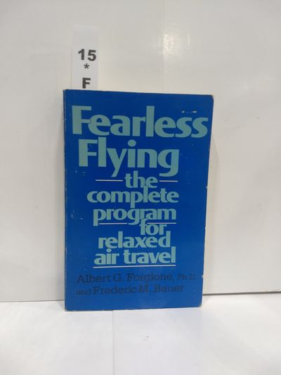 Image for Fearless Flying: The Complete Program For Relaxed Air Travel