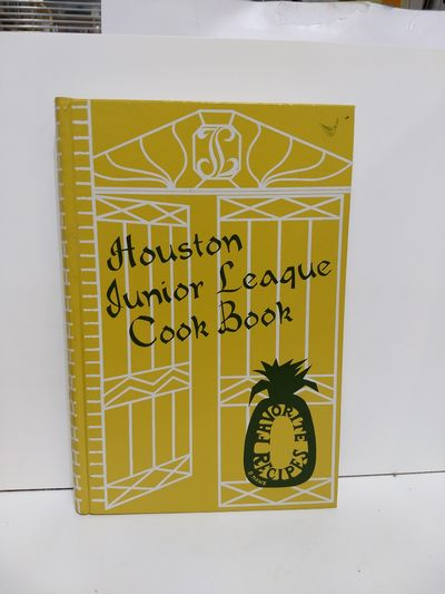 Image for Houston Junior League Cook Book