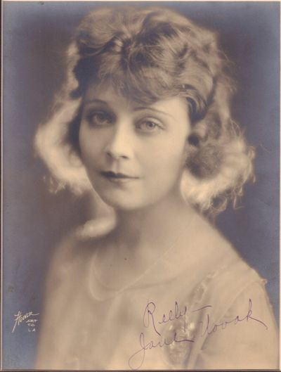 Image for Signed photo of Jane Novak