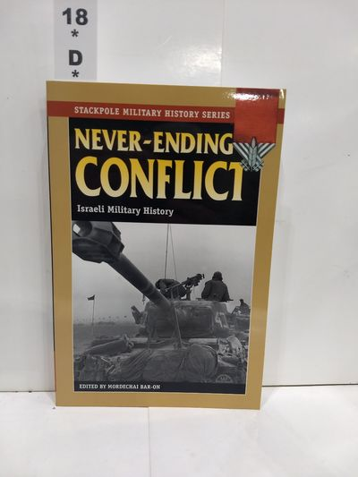 Image for Never-ending Conflict : Israeli Military History