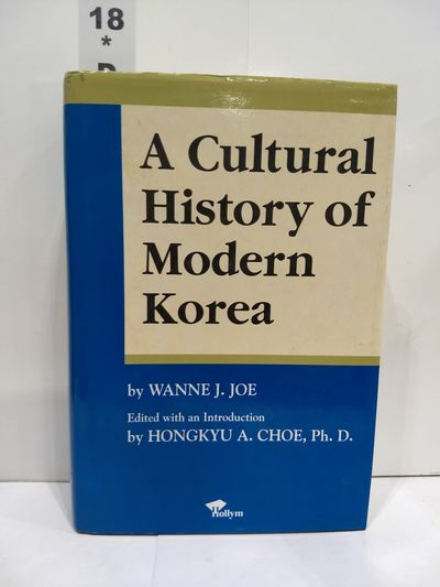 Image for A Cultural History Of Modern Korea: A History Of Korean Civilization