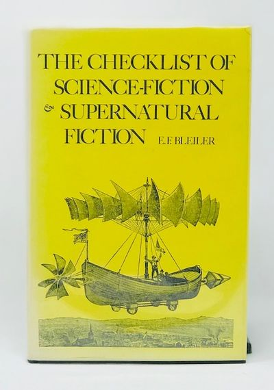The Checklist of science-Fiction and Supernatural Fiction, Bleiler, E. F.