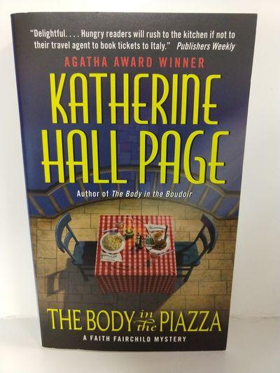 Image for The Body in the Piazza: a Faith Fairchild Mystery (Faith Fairchild Mysteries, Band 21)