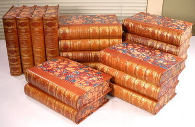 The American Cyclopaedia: A Popular Dictionary of General Knowledge.  16 Volumes Plus Index, Edited By George Ripley and Charles A. Dana