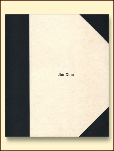 New Color Photographs, Dine, Jim