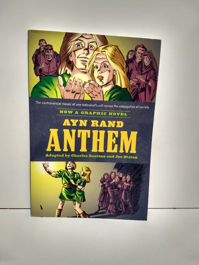 Image for Ayn Rand's Anthem: The Graphic Novel