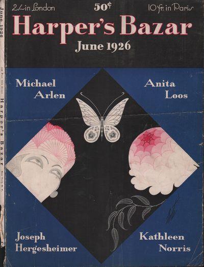 Image for Harper's Bazar (Harper's Bazaar) - June, 1926 - Cover Only
