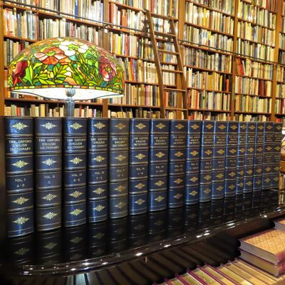 Image for The Oxford English Dictionary (12 volumes plus 5 Supplements) Being a Corrected Re-Issue with an Introduction, Supplement, and Bibliography