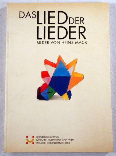 Das Lied Der Lieder, Bilder Von Heinz Mack