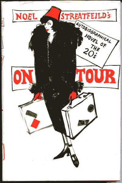 On Tour: An Autobiographical Novel of the 20's