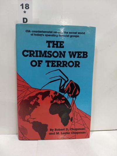 Image for The Crimson Web of Terror