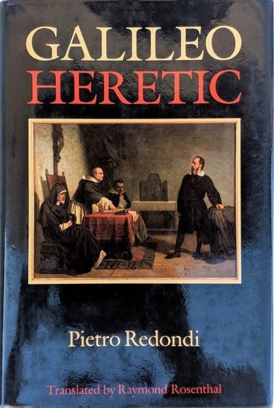 Image for Galileo Heretic.