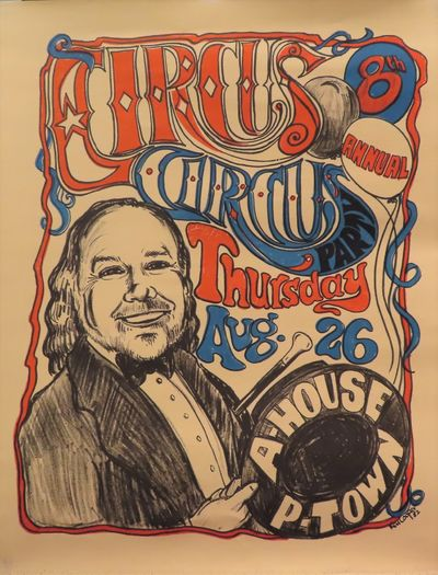 Image for 8th Annual Circus Circus Party Thursday August 26 A-House P-Town