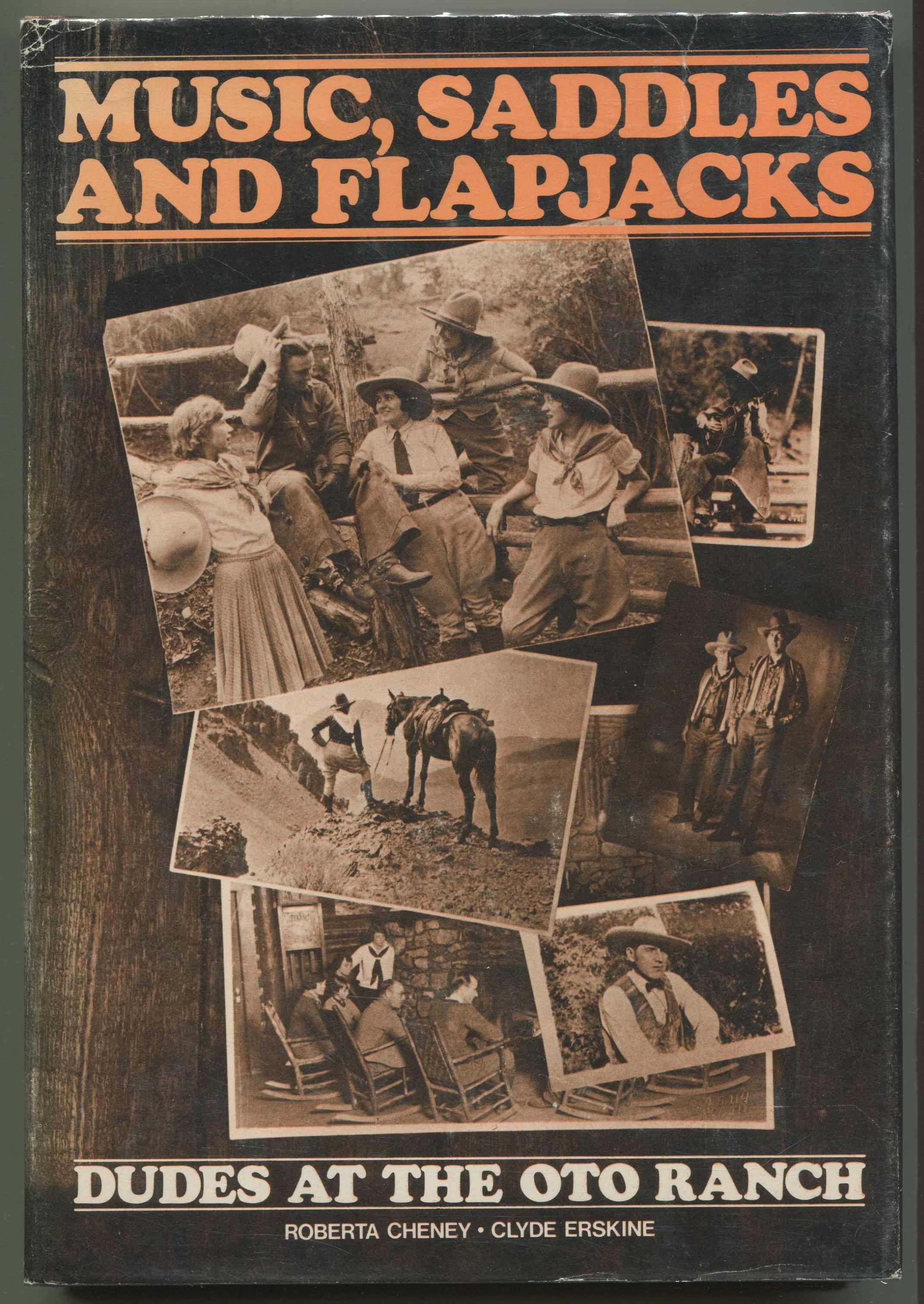 Image for Music, Saddles and Flapjacks