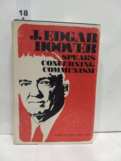 Image for J. Edgar Hoover Speaks Concerning Communism