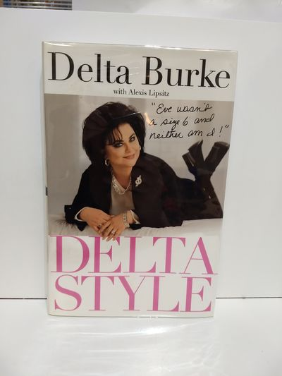 Image for Delta Style: Eve Wasn't a Size 6 and Neither Am I (SIGNED)