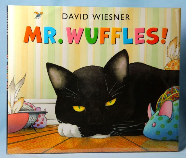 Image for Mr. Wuffles! (Signed)