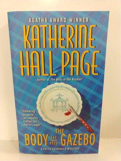 Image for The Body in the Gazebo (Faith Fairchild, Book 19) (Faith Fairchild Mysteries)