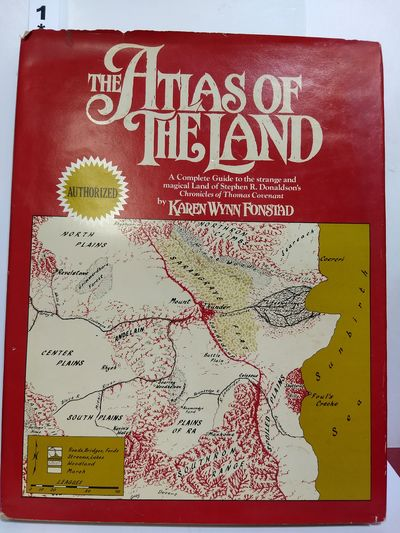 Image for The Atlas of the Land