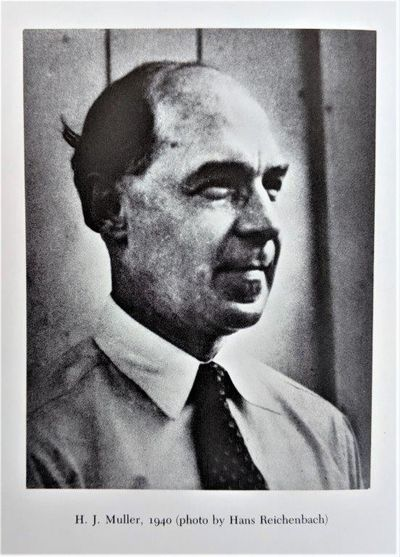 Image for Genes, Radiation, and Society. The Life and Work of H. J. Muller.