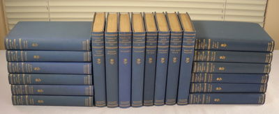 The Writings of John Burroughs.  Twenty [20] Volumes, Burroughs, John