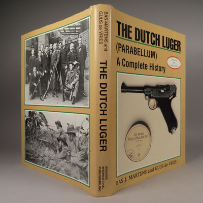 Image for The Dutch Luger (Parabellum) A Complete History