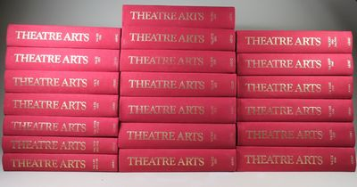 Image for Theatre Arts Magazine (24 Volumes in 20 Books)