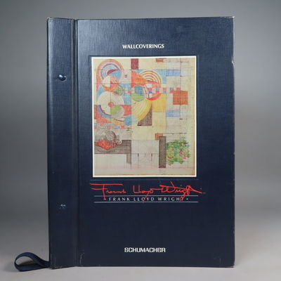 Image for Frank Lloyd Wright: Schumacher (Wallcoverings)
