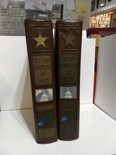 Image for The Historical Encyclopedia of Texas 2 volume set