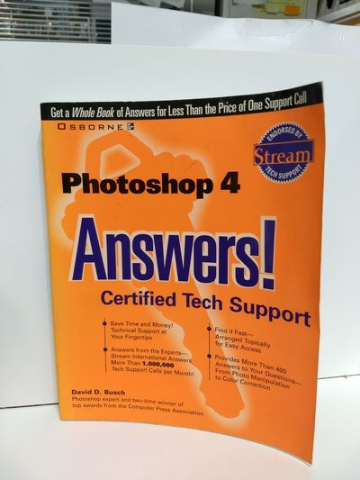 Image for Photoshop 4 Answers! : Certified Tech Support