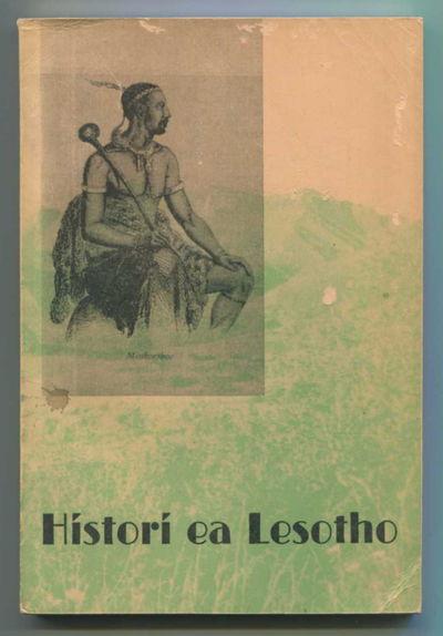Histori ea Lesotho, Laydevant, Ntate F.