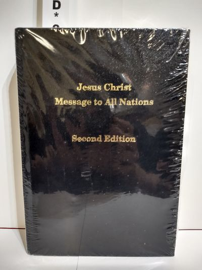 Image for Jesus Christ Message to All Nations Second Edition