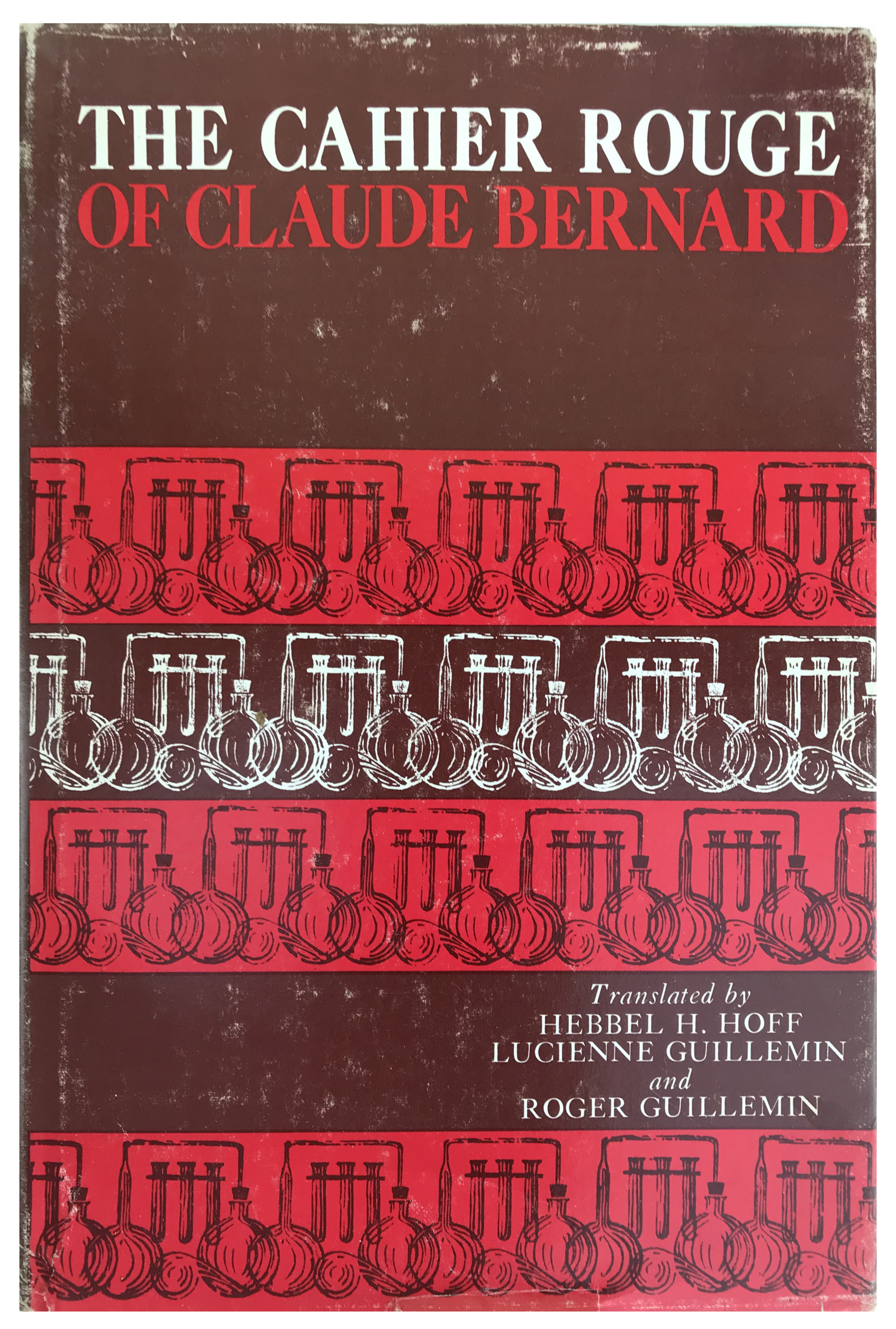 Image for The Cahier Rouge of Claude Bernard.
